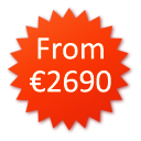 2-bed furniture packages from 2690 euros